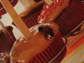 Carmel Cupcake
